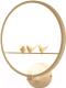 Бра Home Light Астери C070-1-W (белый) -