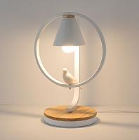 Прикроватная лампа Home Light Астерия E019-4-W (белый) -