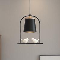 Потолочный светильник Home Light Астерия A014-B (черный) -