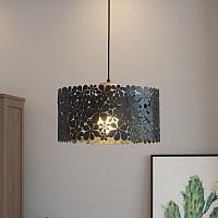 Потолочный светильник Home Light Астерия A037-B (черный) -