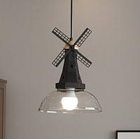 Потолочный светильник Home Light Астерия A046-B (черный) -