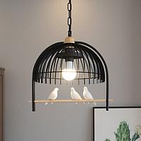 Потолочный светильник Home Light Астерия B013-B (черный) -