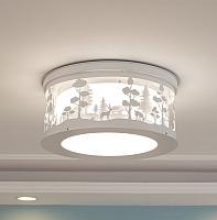 Потолочный светильник Home Light Астерия D009-2 (белый) -