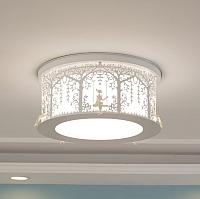 Потолочный светильник Home Light Астерия D009-3 (белый) -