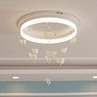 Потолочный светильник Home Light Астерия D331-65 (белый) -