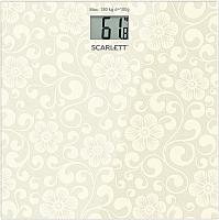 Напольные весы электронные Scarlett SC-BS33E043 -