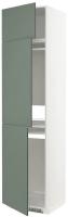 Шкаф-пенал под холодильник Ikea Метод 493.171.54 -