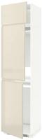 Шкаф-пенал под холодильник Ikea Метод 392.243.77 -