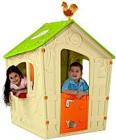 Домик Keter Magic Playhouse / 231601 (бежевый корпус) -