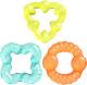 Набор прорезывателей для зубов Playgro Забавные фигурки / 0186335 -