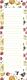Бумага для заметок deVente Fruits / 2012805 -