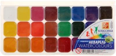 Акварельные краски ЛУЧ Классика / 19С 1294-08 (24цв)