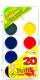 Акварельные краски ГАММА Пчелка / 212033 (20цв ) -