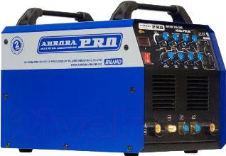 Инвертор сварочный AURORA Inter TIG 200 AC/DC Pulse (10052)