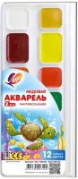 Акварельные краски ЛУЧ ZOO / 19С 1249-08 (12цв) -