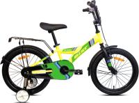 Детский велосипед AIST Stitch 2021 (18, желтый) -