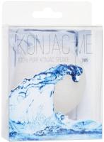 Губка для лица Beauty Bar Beauty Me Konjac воздушный спонж натуральный -