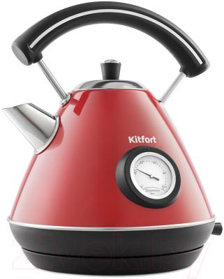 Электрочайник Kitfort KT-687-1