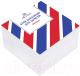 Блок для записей Attomex 2012406 (белый) -