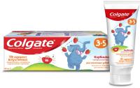 Зубная паста Colgate Детская 3-5 с фторидом (60мл) -