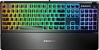 Клавиатура SteelSeries Apex 3 / 64805 -