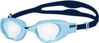 Очки для плавания ARENA The One Jr / 001432177 (небесный/темно-синий) -