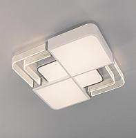 Потолочный светильник Евросвет Target 90182/1 (белый/серебристый) -