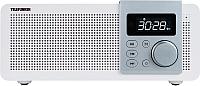 Радиочасы Telefunken TF-1583UB (светлое дерево) -