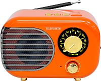 Радиоприемник Telefunken TF-1682UB (оранжевый/золото) -