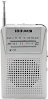Радиоприемник Telefunken TF-1641 (серебристый) -