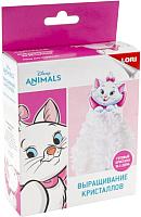 Набор для выращивания кристаллов Lori Disney Кошка Мари / Кфд-005 -