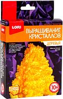 Набор для выращивания кристаллов Lori Деревья. Желтая елочка / Крд-004 -