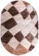 Ковер Merinos Ponte 31695-072-D-BEIGE-OVAL (1.6x2.3) -