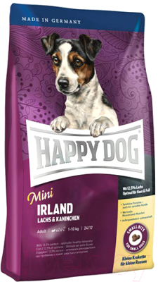 Корм для собак Happy Dog Supreme Mini Irland / 60111