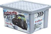 Ящик для хранения Plastic Republic Супер Трак LA1029 -