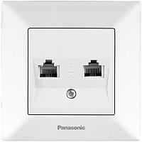 Розетка Panasonic WMTC04082WH-BY -