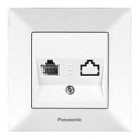 Розетка Panasonic WMTC04042WH-BY -