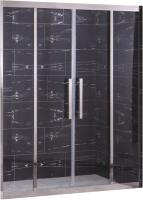 Душевая дверь Coliseum 2002-150 (прозрачное стекло) -