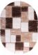 Ковер Merinos Ponte NE500-070-BEIGE-OVAL (1.6x2.3) -