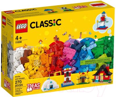 Конструктор Lego Classic Кубики и домики / 11008