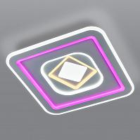 Потолочный светильник Евросвет Coloris 90215/1 (белый) -