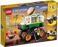 Конструктор Lego Creator Грузовик Монстрбургер / 31104 -