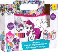 Набор для творчества My Little Pony Сумка для росписи. Праздник Пинки Пай / 36907 -