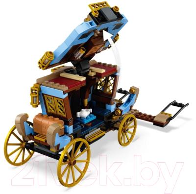 Конструктор Lego Harry Potter Карета школы Шармбатон: приезд в Хогвартс 75958