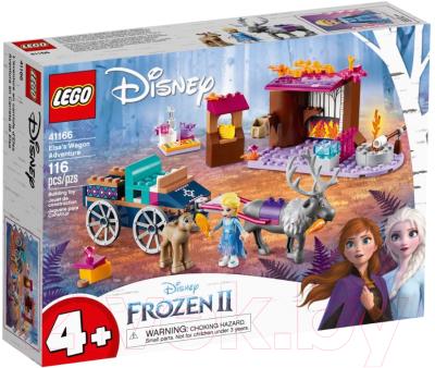 Конструктор Lego Disney Princess Дорожные приключения Эльзы 41166