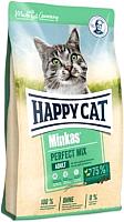 Корм для кошек Happy Cat Minkas Perfect Mix Домашняя птица, рыба и ягненок / 70416 (10кг) -
