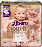 Подгузники детские Libero Touch 3 Midi 4-8кг (28шт) -