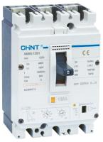 Выключатель автоматический Chint NM8-125S 50А 3р 50кА / 149683 -