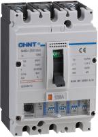 Выключатель автоматический Chint NM8S-250S 3P 63А 50кА / 150272 -
