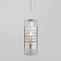 Потолочный светильник Евросвет 50185/1 (хром) -